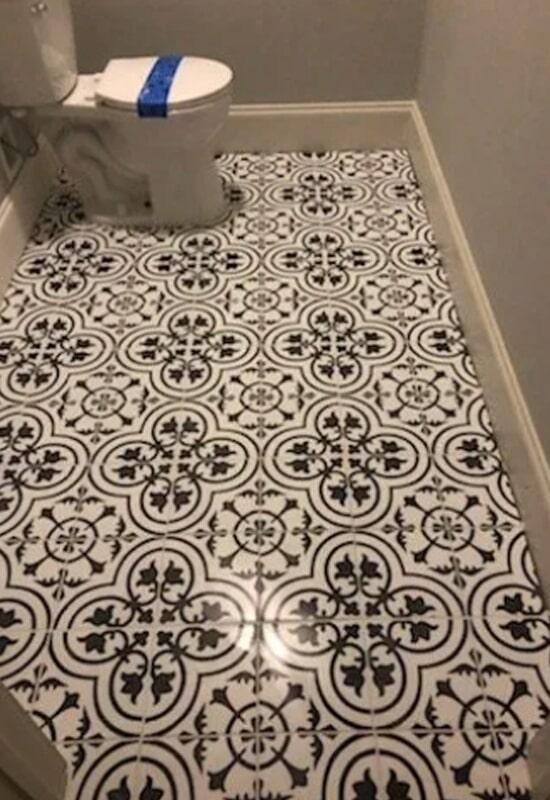 Tile from Steve Hubbard Floor Covering in West Baton Rouge Parish, LA