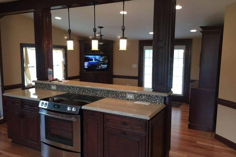 Luxury Kitchen Renovations in Wilson NC by Richie Ballance Flooring & Tile (1)