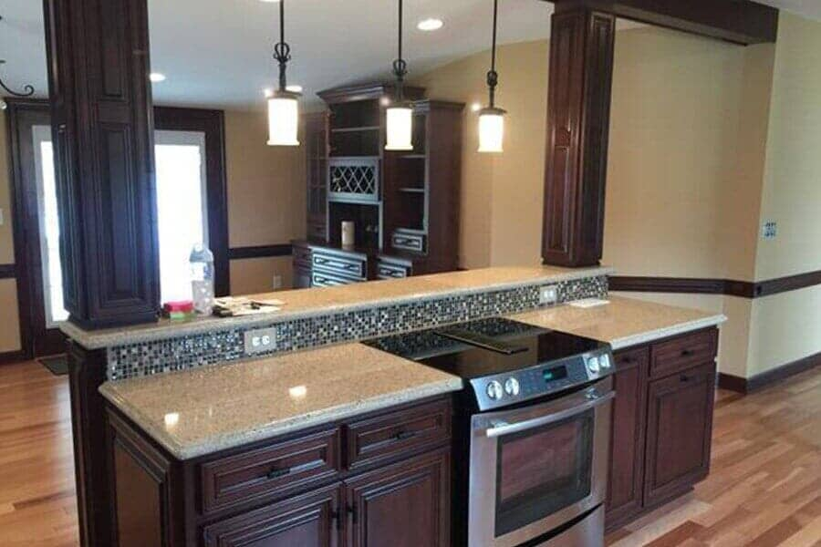 Luxury Kitchen Renovations in Wilson NC by Richie Ballance Flooring & Tile (2)