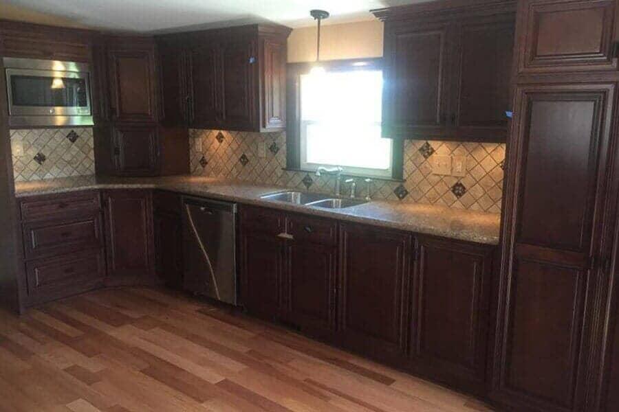 Luxury Kitchen Renovations in Wilson NC by Richie Ballance Flooring & Tile (4)