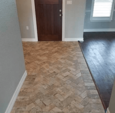 tile and hardwood flooring from Zimmerle Floors in Brazoria, TX