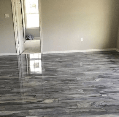 Vinyl plank flooring from Zimmerle Floors in Angleton, TX