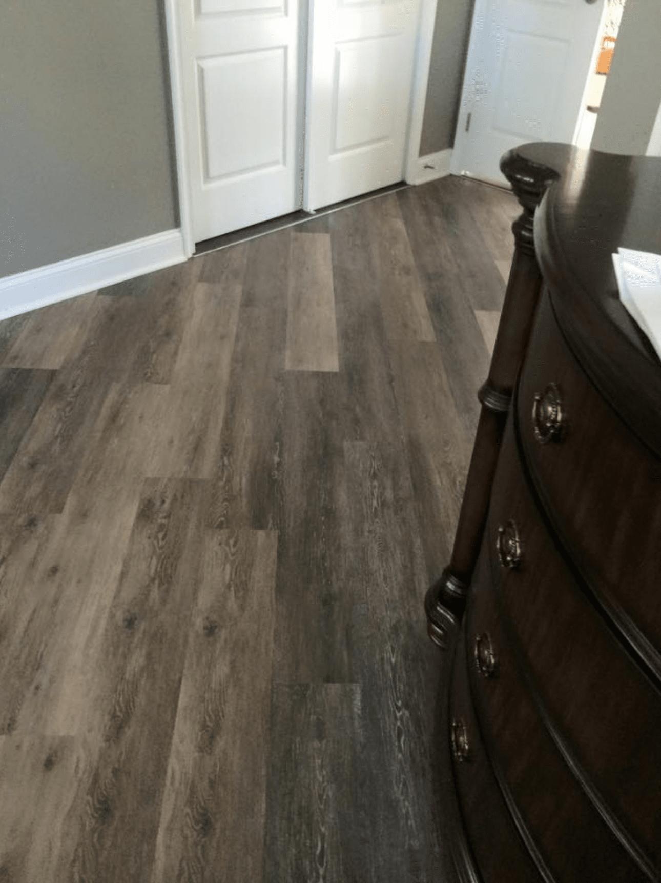 Luxury vinyl flooring from Charles Tyre Flooring in Smyrna, DE