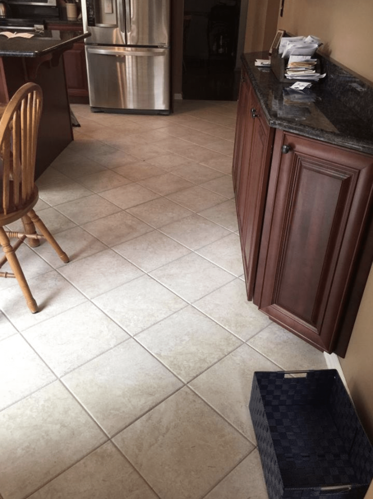 Tile flooring from Charles Tyre Flooring in Townsend, DE
