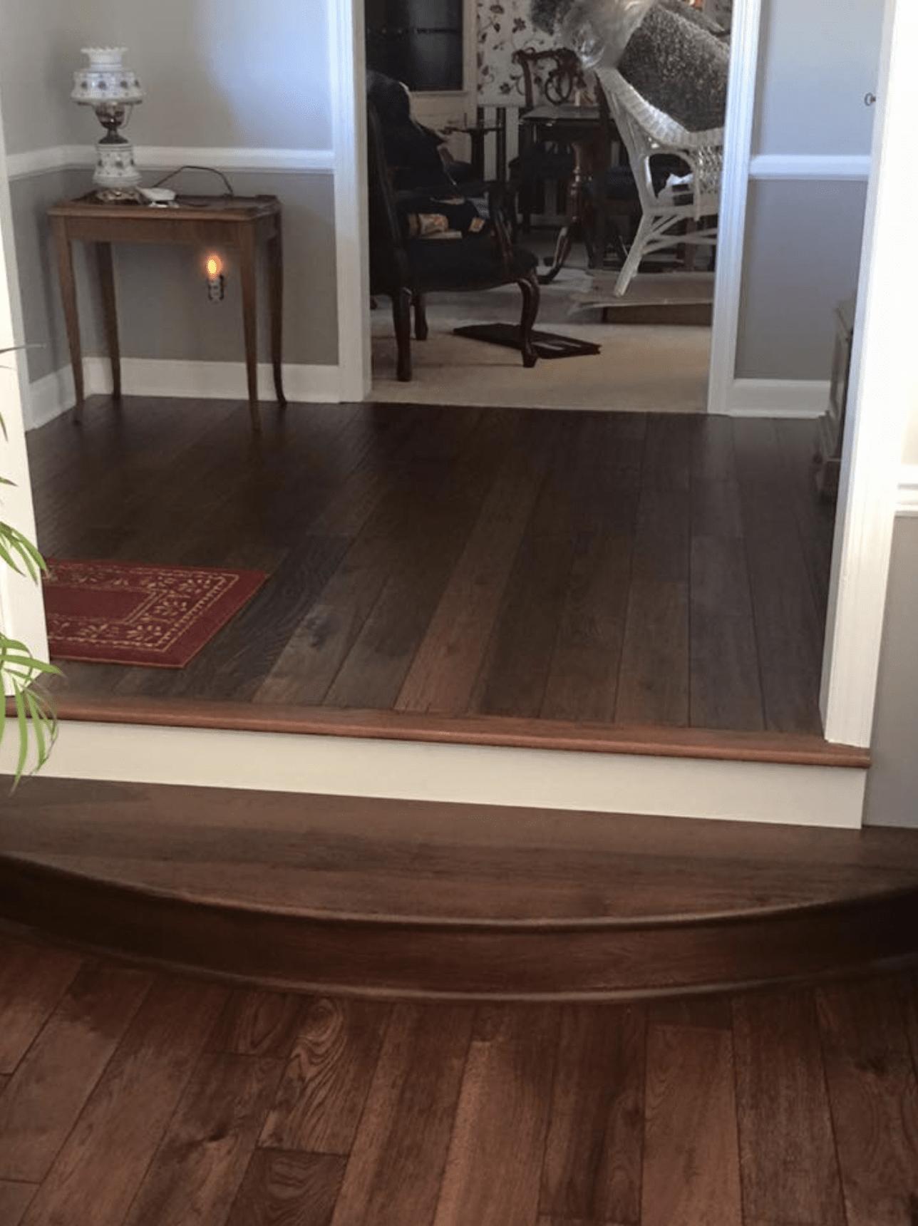 Hardwood flooring from Charles Tyre Flooring in Odessa, DE