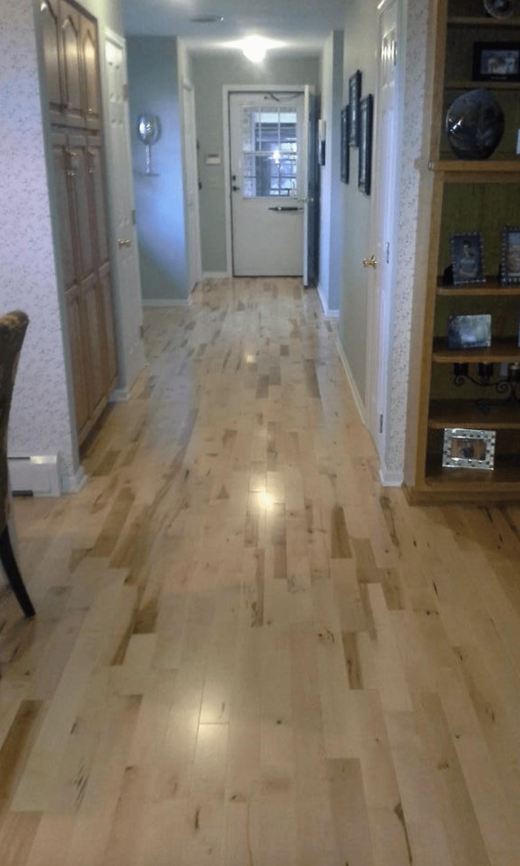 Hardwood flooring from Charles Tyre Flooring in Bear, DE