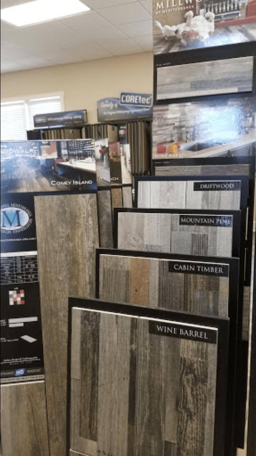 Luxury vinyl plank flooring from Charles Tyre Flooring in Smyrna, DE