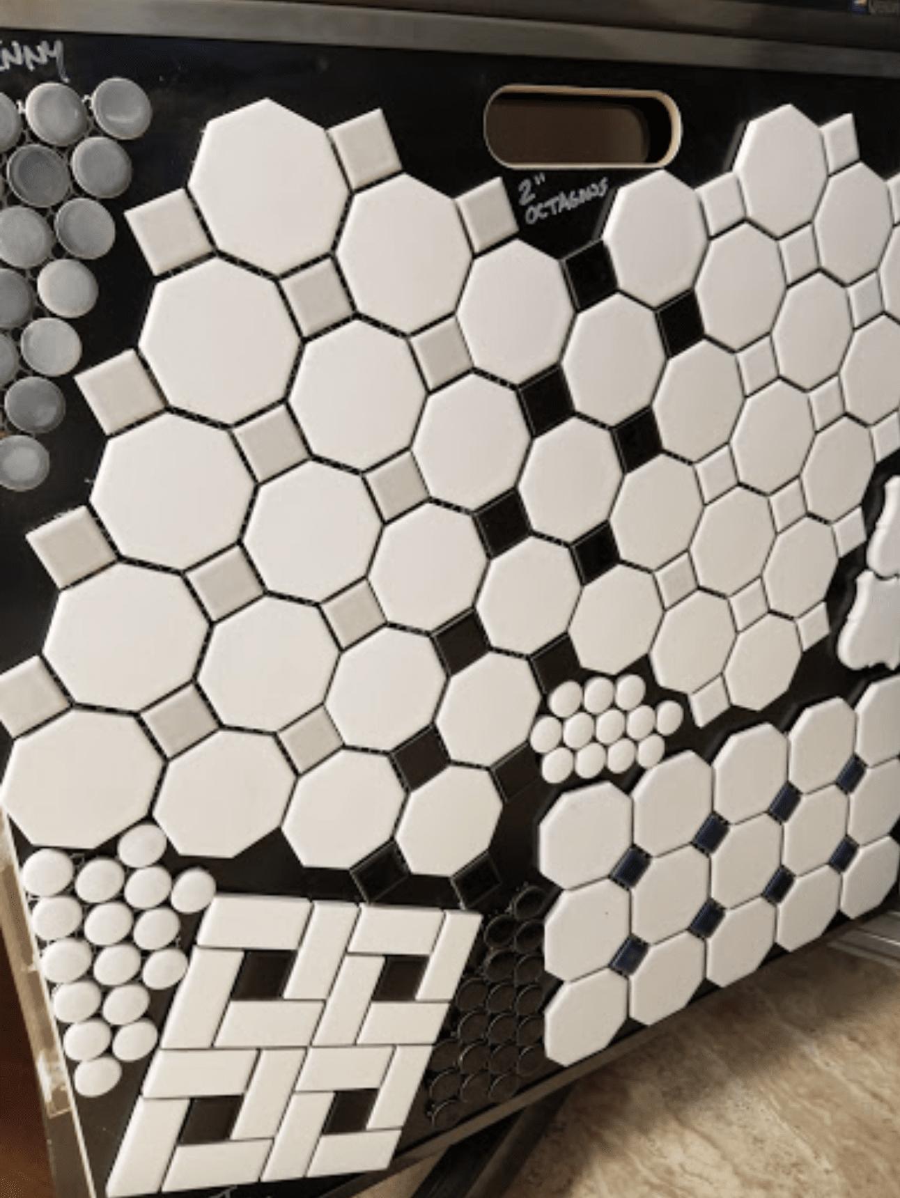 Backsplash tile from Charles Tyre Flooring in Bear, DE