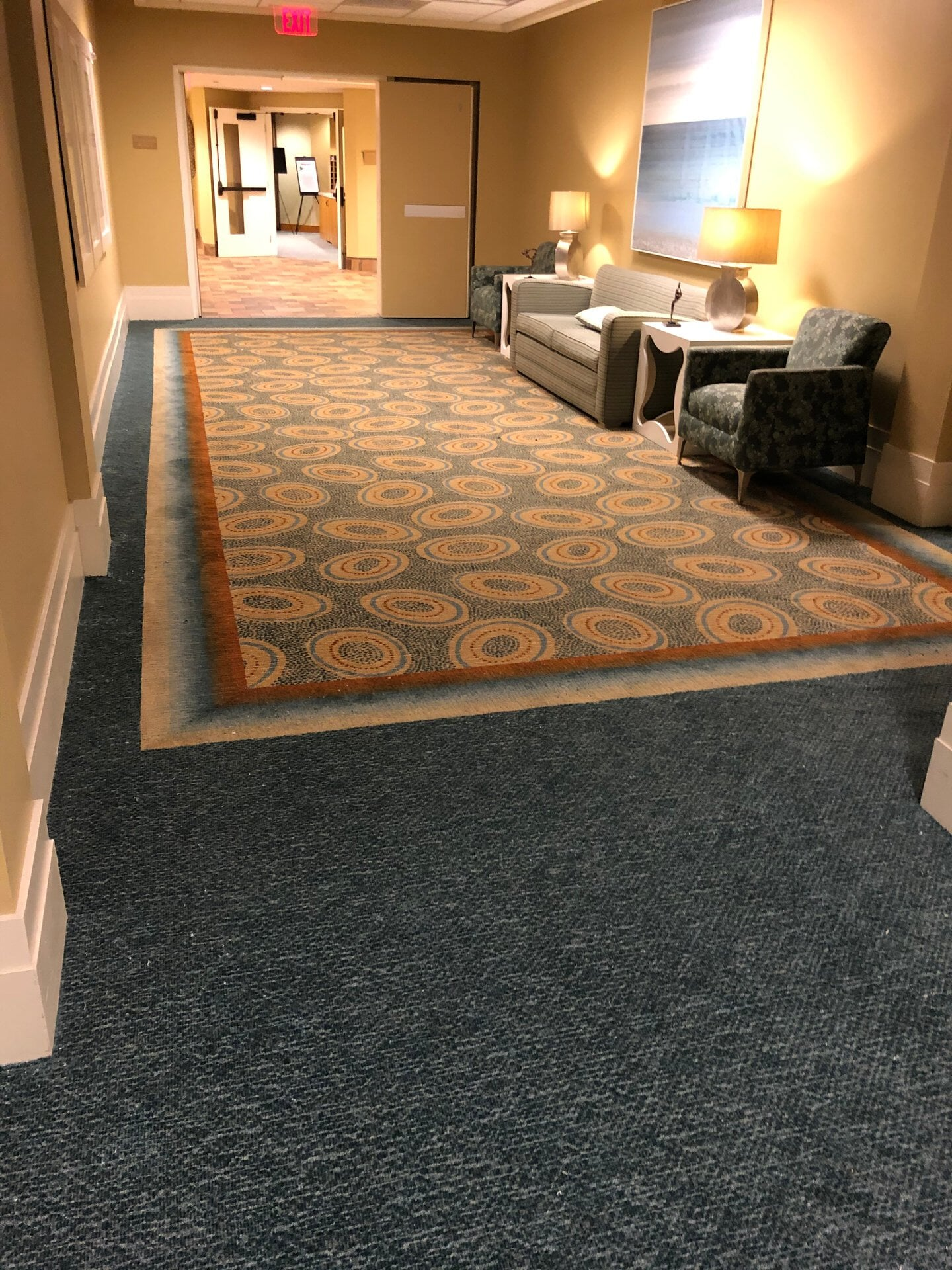 Commercial carpet flooring from StarFloors in Allen, TX