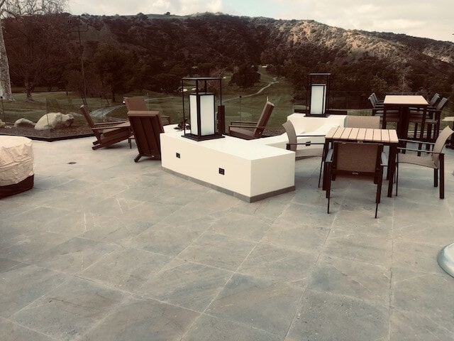 Outdoor tiles from StarFloors in Dallas, TX