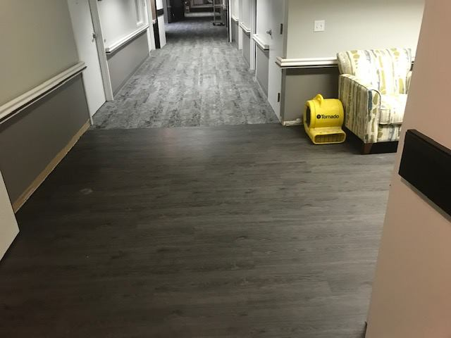 Vinyl plank and carpet from StarFloors in Dallas, TX