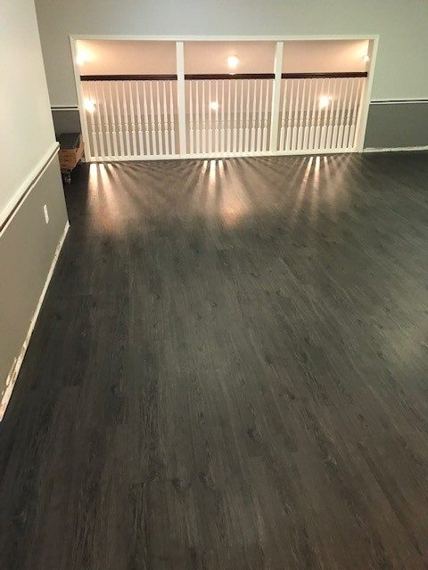 Hardwood flooring from StarFloors in Frisco, TX