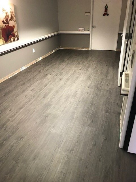 Vinyl plank flooring from StarFloors in Plano, TX