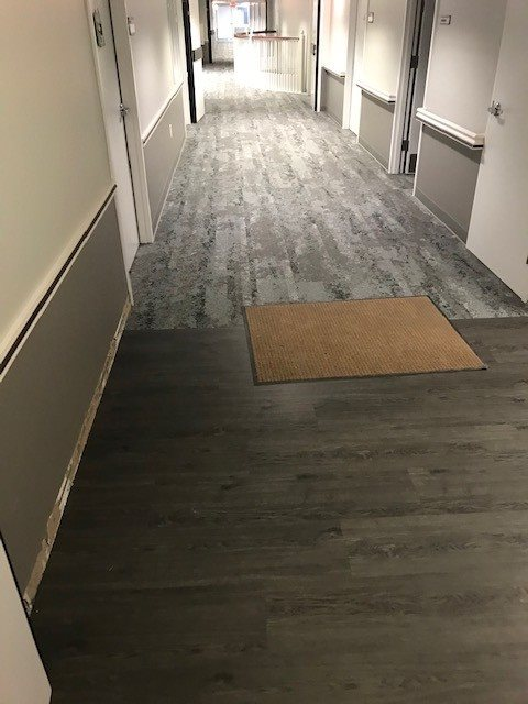 Vinyl plank flooring from StarFloors in Frisco, TX
