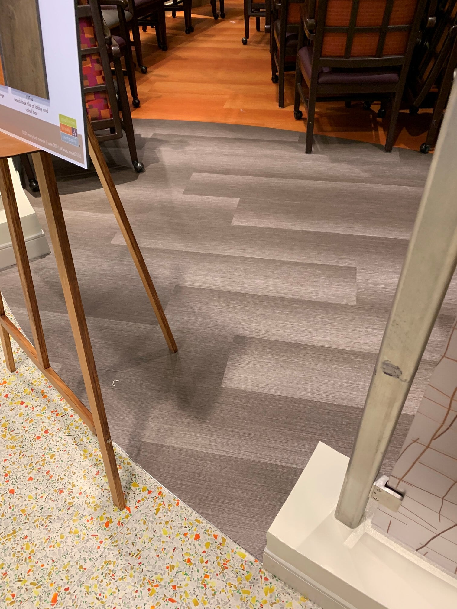 Vinyl plank flooring from StarFloors in Allen, TX