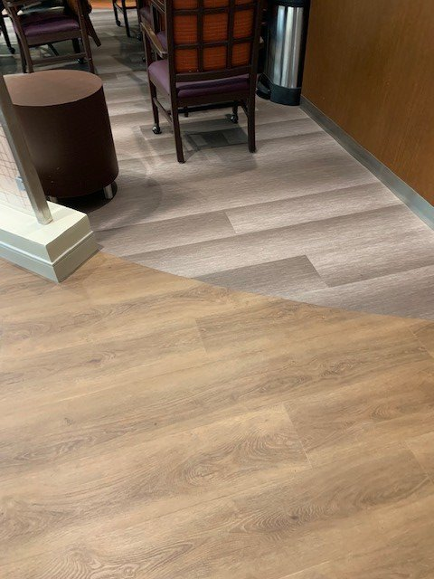 Vinyl flooring from StarFloors in Plano, TX