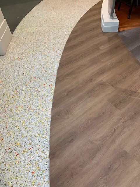 Vinyl flooring from StarFloors in Dallas, TX