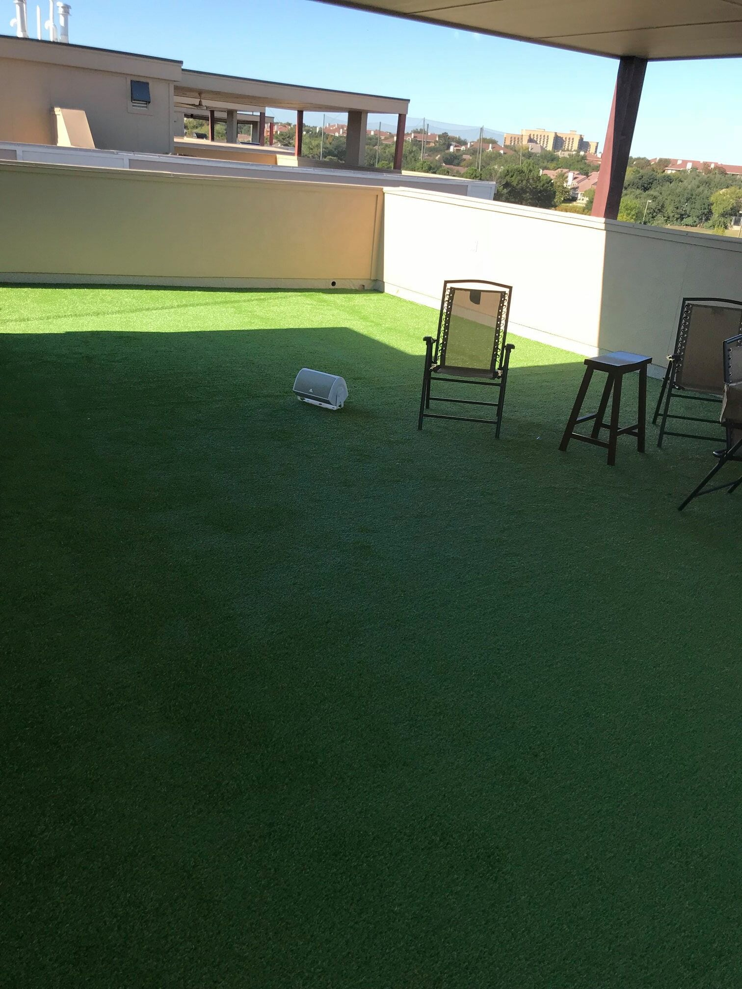 Outdoor flooring from StarFloors in Allen, TX