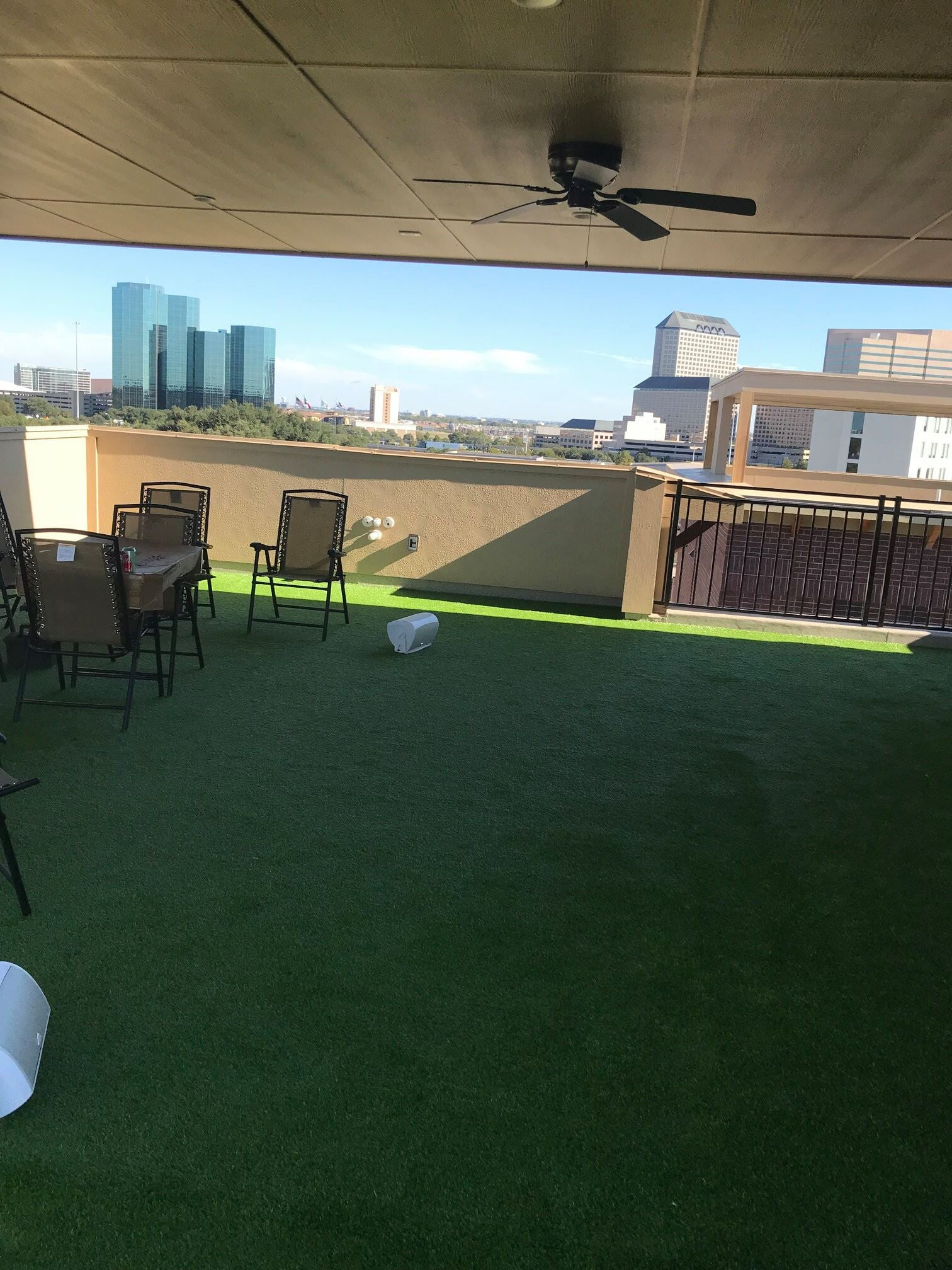Outdoor flooring from StarFloors in Plano, TX
