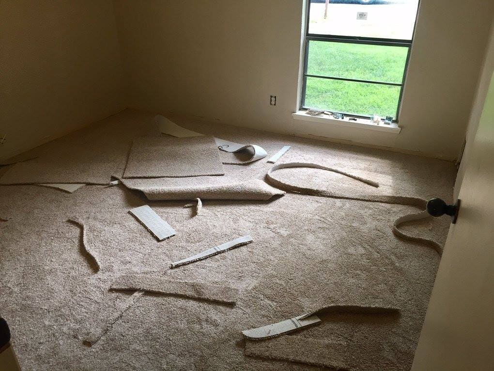 Flooring installation from StarFloors in Southlake, TX
