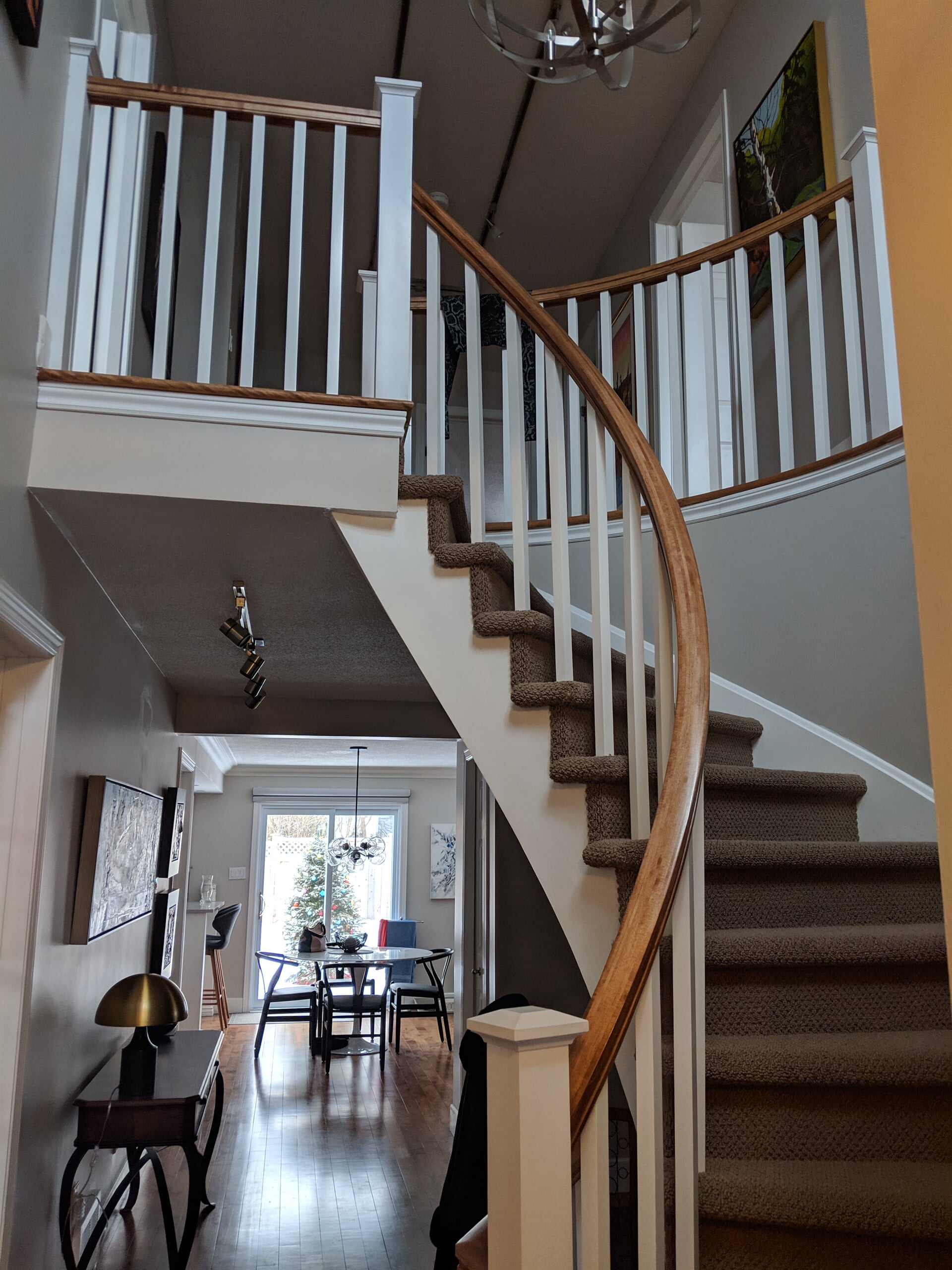 Stairs in Manotick, ON from Advantage Flooring