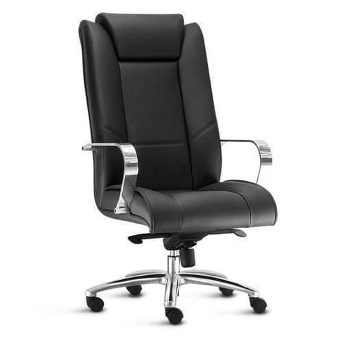A cadeira para escritório New Onix simboliza conforto e elegância.