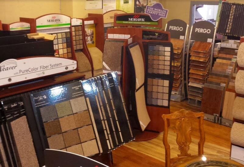 Arizona Wholesale Floors showroom in Apache Junction, AZ