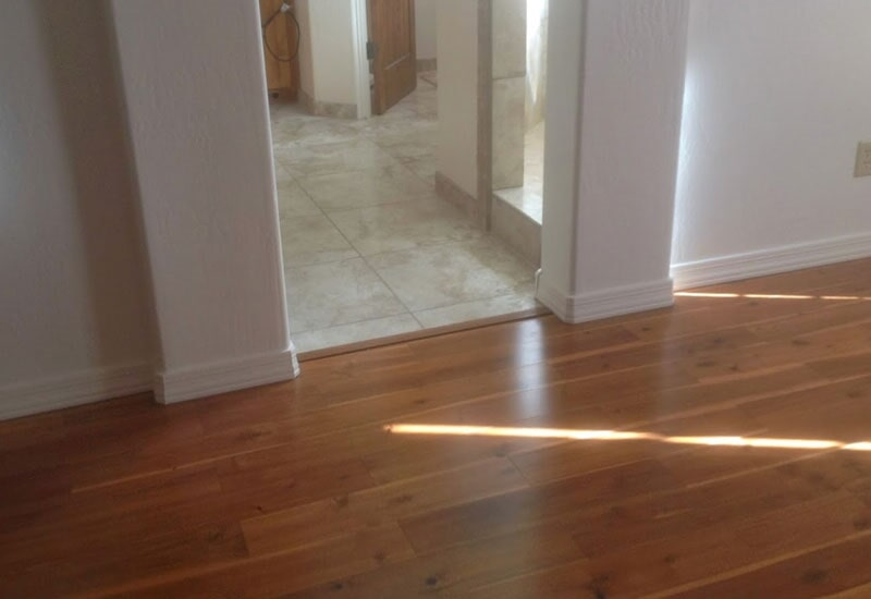 Hardwood flooring from Arizona Wholesale Floors in San Tan Valley, AZ