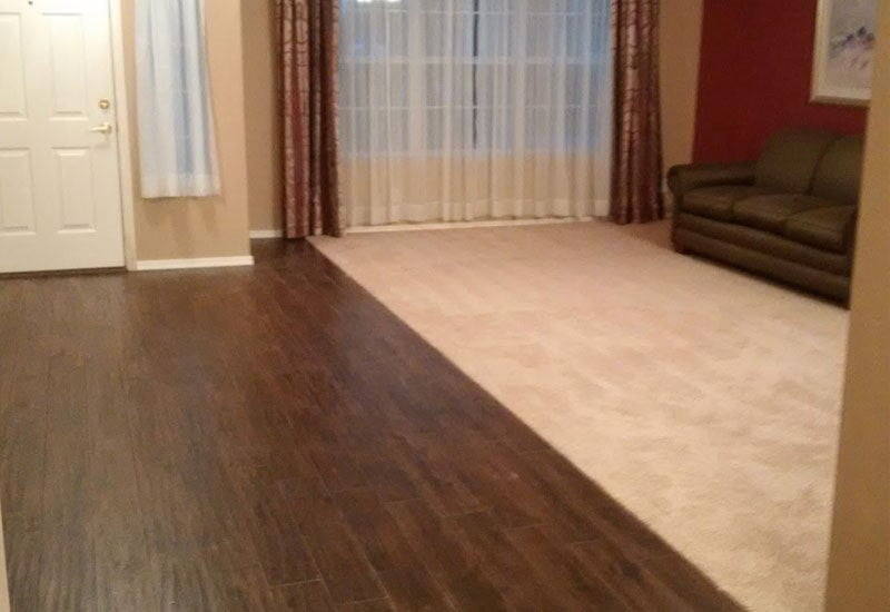 Hardwood and carpet from Arizona Wholesale Floors in Chandler, AZ