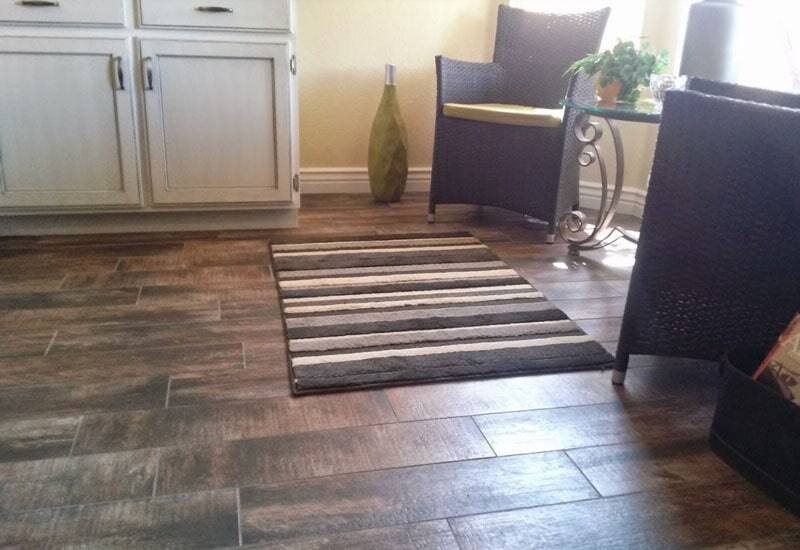 Luxury vinyl plank from Arizona Wholesale Floors in Gold Canyon, AZ