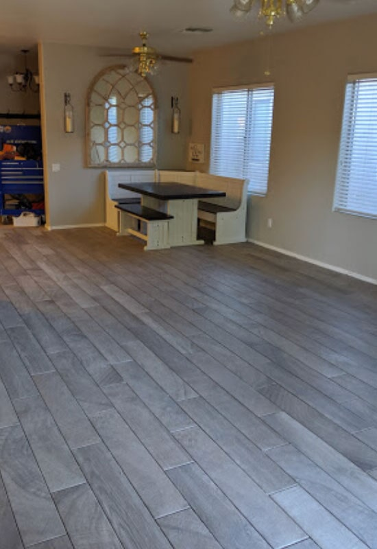 Vinyl plank from Arizona Wholesale Floors in Gilbert, AZ