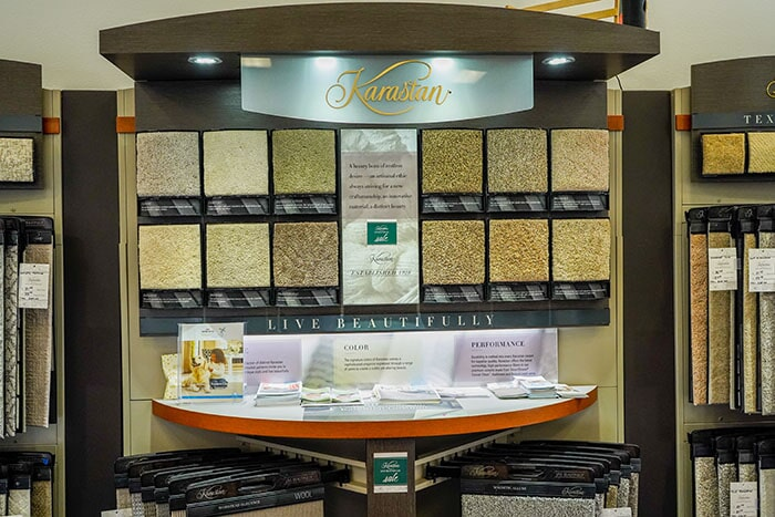 New carpet flooring from Karastan for your Loma Linda, CA home from Stafford's Discount Carpets