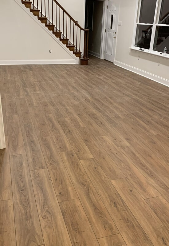 Luxury vinyl plank flooring from Olden Carpet and Flooring in Doylestown, PA