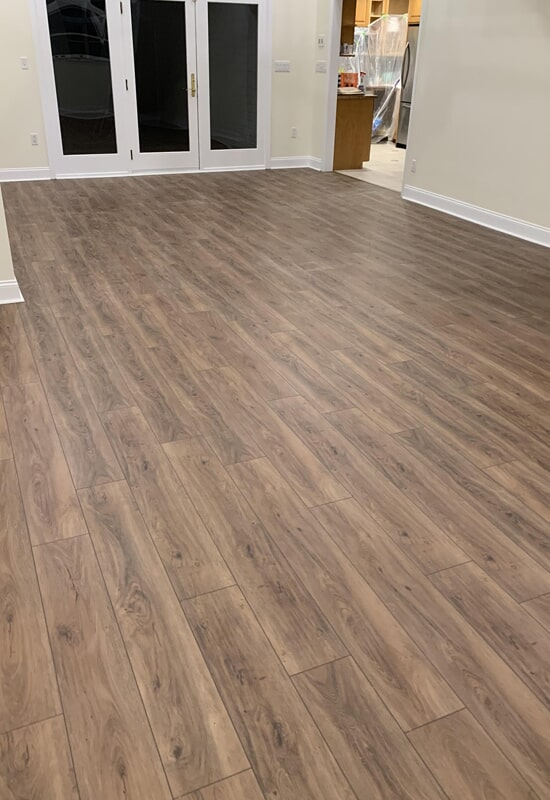Vinyl planks from Olden Carpet and Flooring in Langhorne, PA