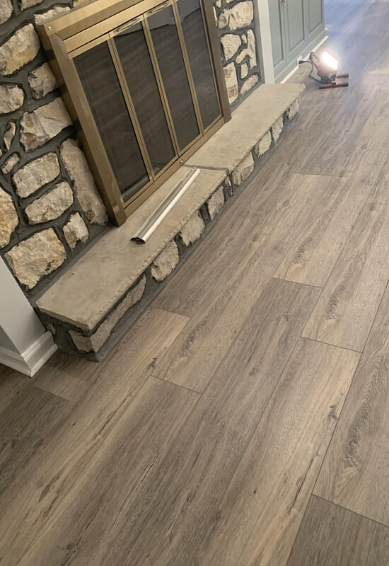 Luxury vinyl planks from Olden Carpet and Flooring in Bucks County, PA