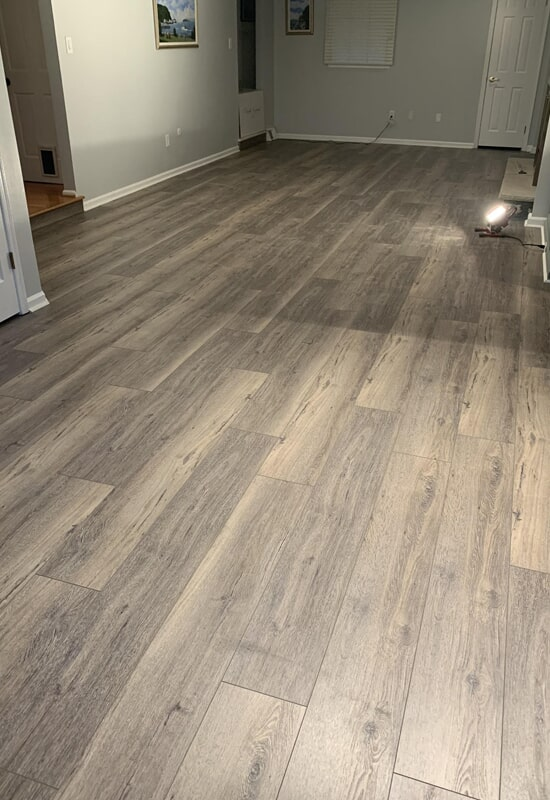 Vinyl planks from Olden Carpet and Flooring in Bensalem, PA