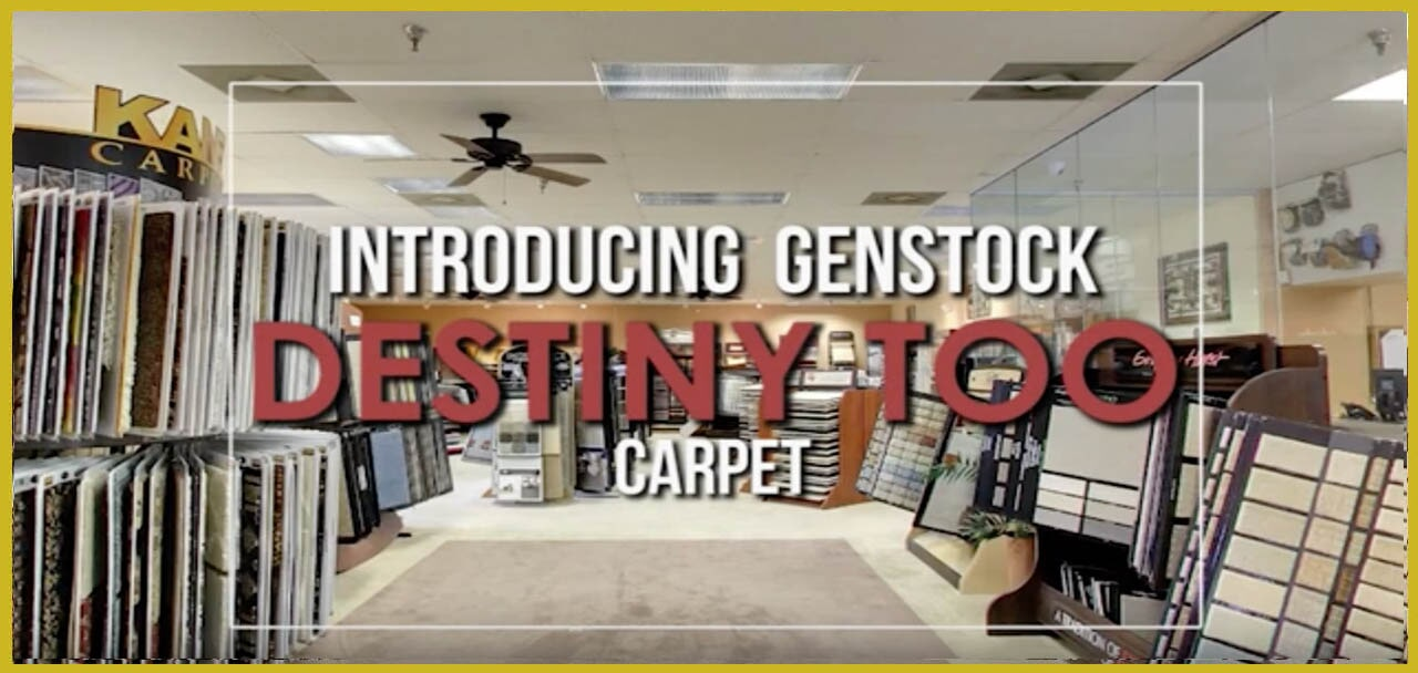 Introducing Genstock Destiny Too carpet from General Floor in Plymouth Meeting, PA