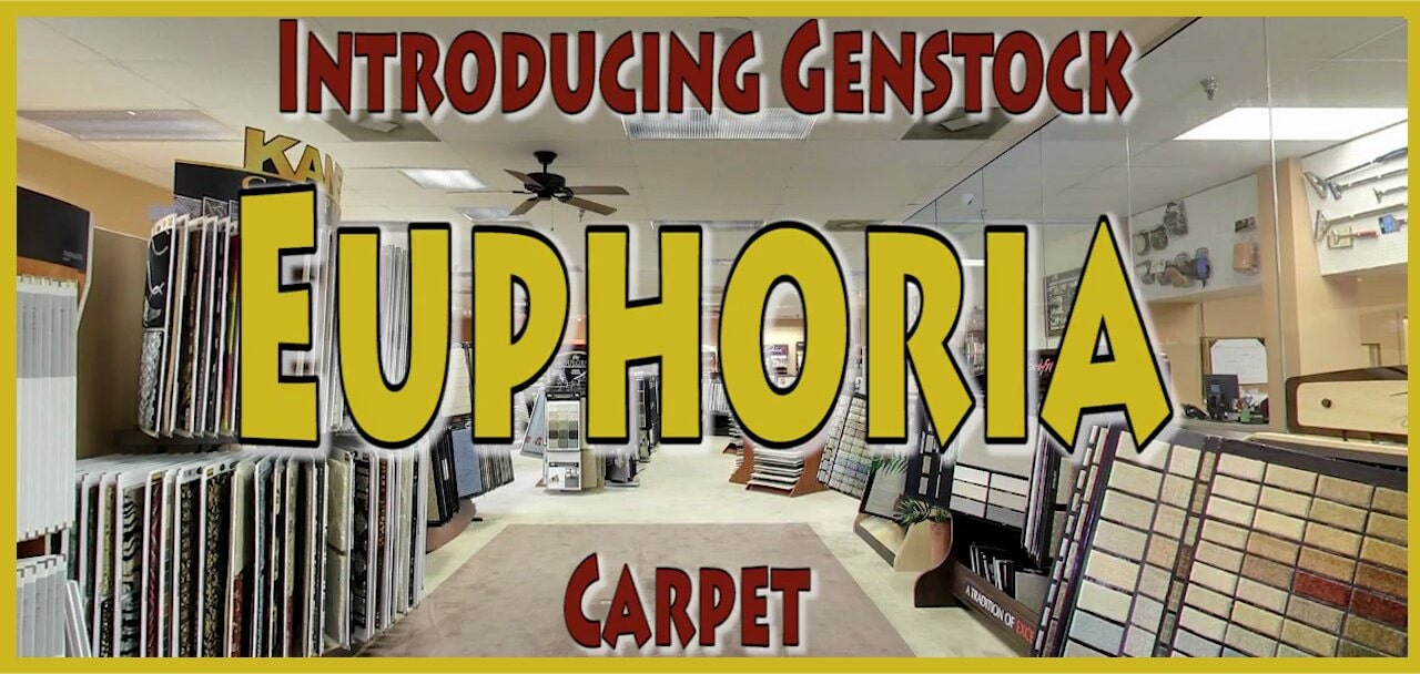 Introducing Genstock Euphoria carpet from General Floor in Lawrenceville, NJ