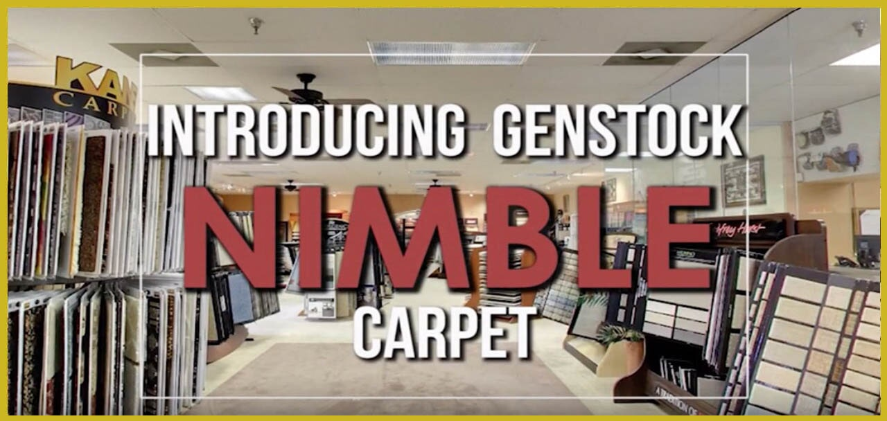 Introducing Genstock Nimble carpet from General Floor in Lakewood, NJ