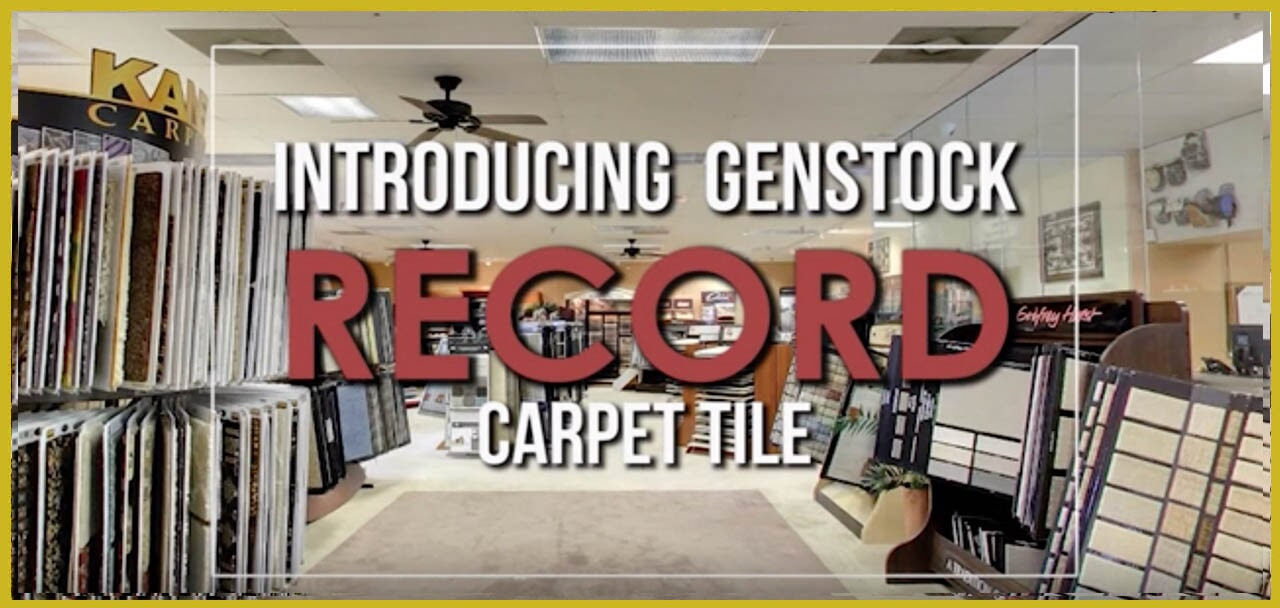 Introducing Genstock Record carpet from General Floor in Egg Harbor Township, NJ