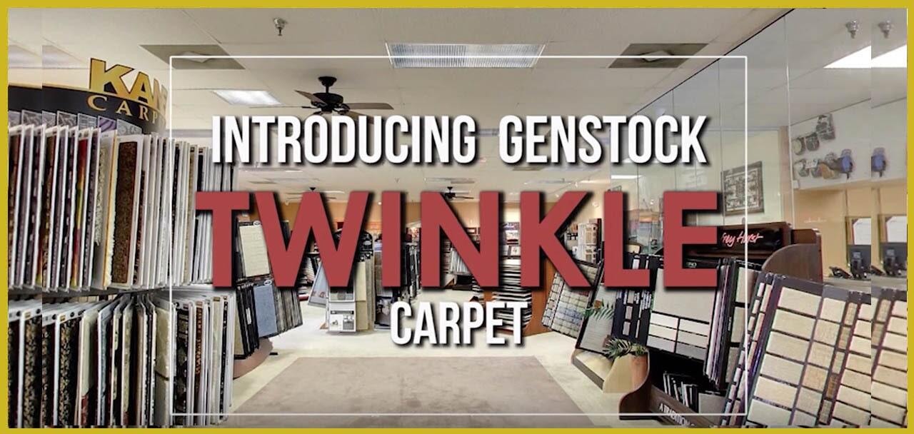 Introducing Genstock Twinkle carpet from General Floor in Kenilworth, NJ