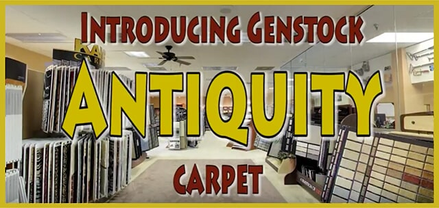 Introducing Genstock Antiquity carpet from General Floor in Egg Harbor Township, NJ