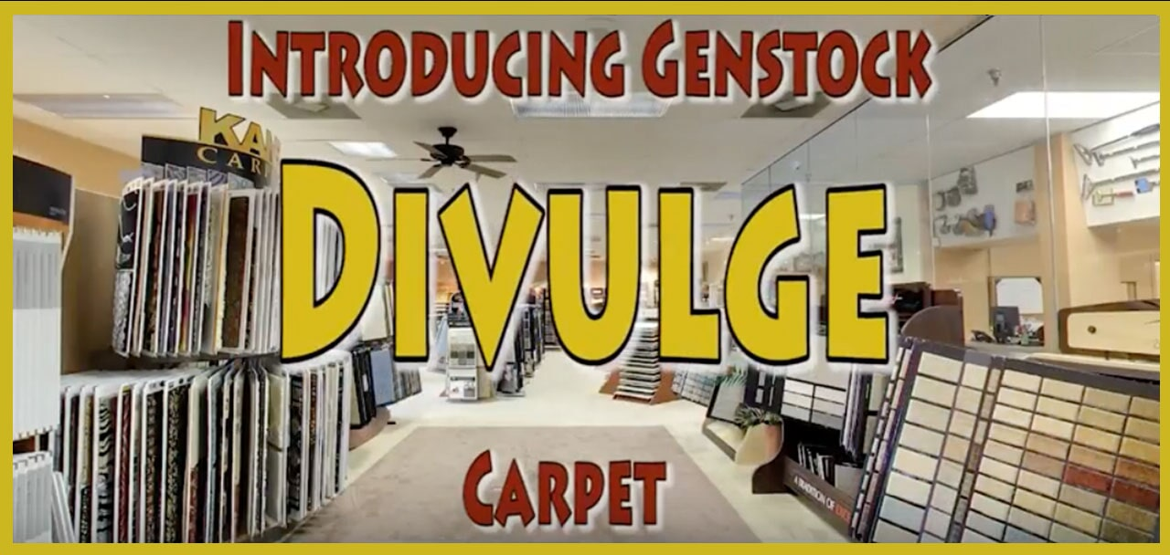 Introducing Genstock Divulge carpet from General Floor in Plymouth Meeting, PA