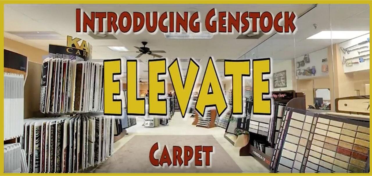 Introducing Genstock Elevate carpet from General Floor in Bensalem, PA