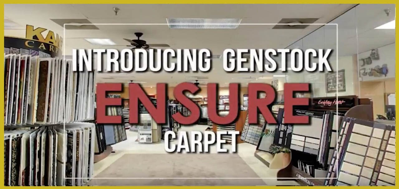 Introducing Genstock Ensure carpet from General Floor in Holmes, PA