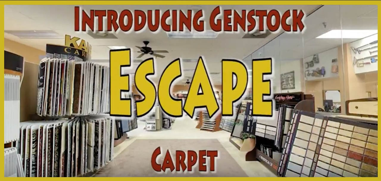 Introducing Genstock Escape carpet from General Floor in Bellmawr, NJ