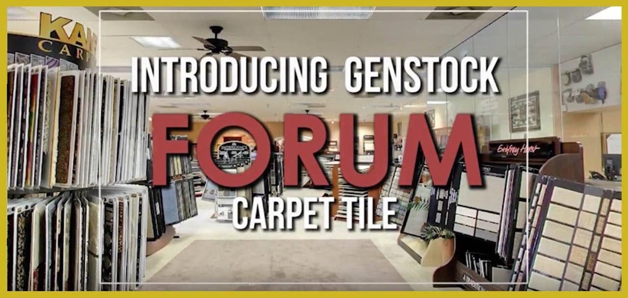 Introducing Genstock Forum carpet from General Floor in Dover, DE