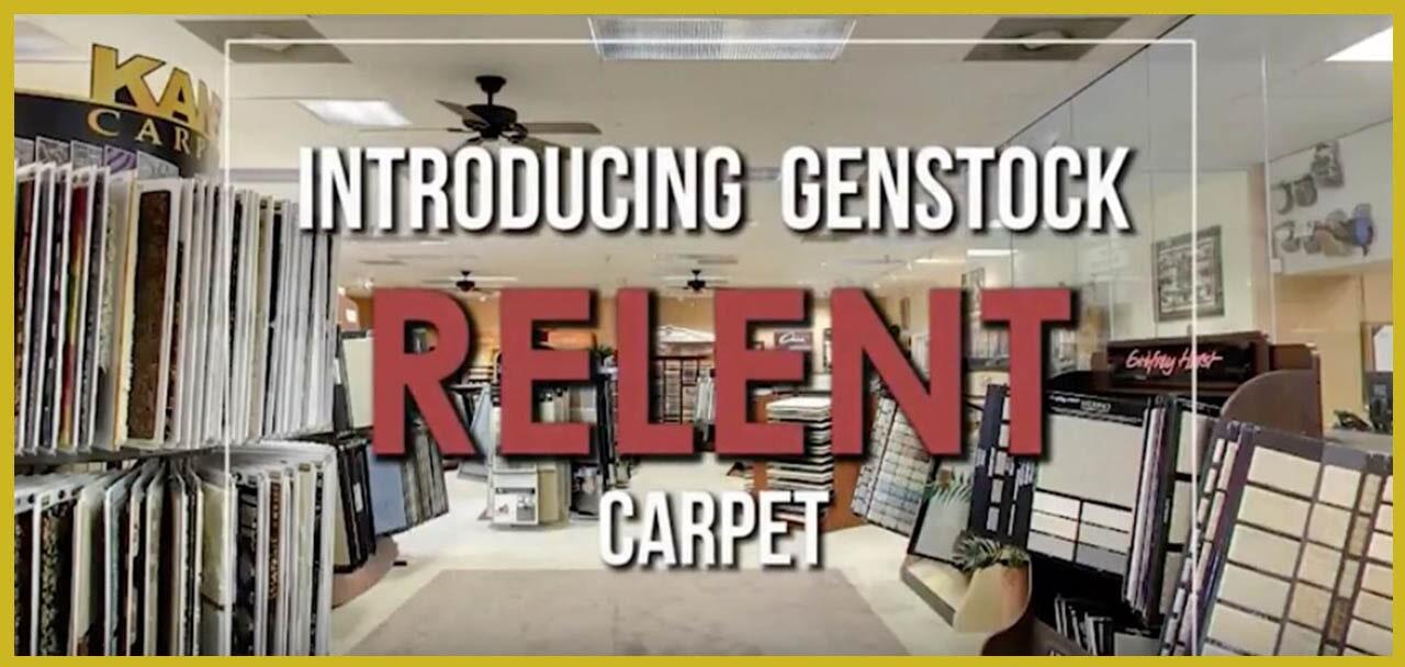 Introducing Genstock Relent carpet from General Floor in Edison, NJ