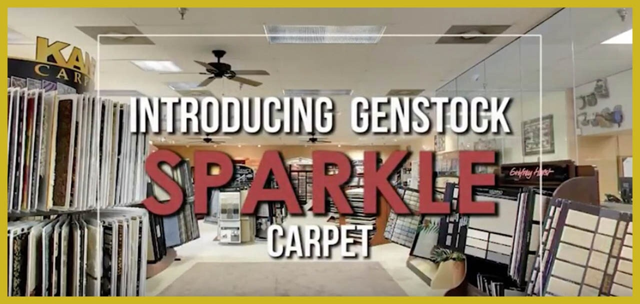 Introducing Genstock Sparkle carpet from General Floor in West Chester, PA