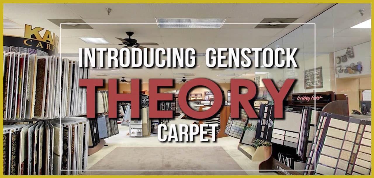 Introducing Genstock Theory carpet from General Floor in Pennsauken Township, NJ